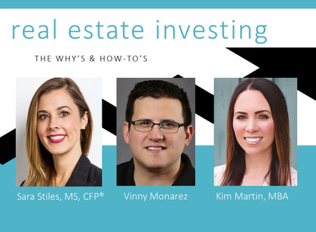 Real Estate as an Investment: the why's and how-to's