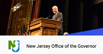NJ Office of Governor Youtube Channel