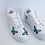 Thumbnail: Butterfly Blue's Air Force 1 - Ladies
