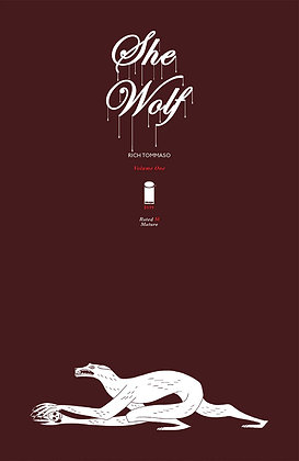 SHE WOLF TP VOL 01