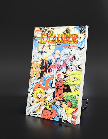 EXCALIBUR SPECIAL EDITION #1 - FIRST TEAM APPEARANCE NM/MT (MARVEL, 1981)