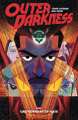 OUTER DARKNESS  VOL. 2