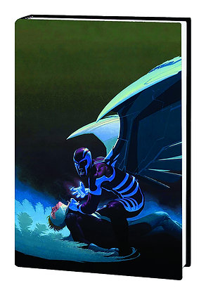 UNCANNY X-FORCE DARK ANGEL SAGA PREM HC BOOK 01