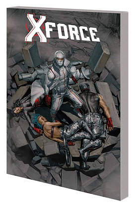 X-FORCE TP VOL 03 ENDS MEANS