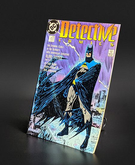 DETECTIVE COMICS #600 NM/M (DC, 1989)