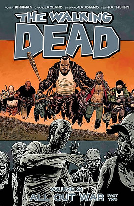 WALKING DEAD TP VOL 21 ALL OUT WAR PT 02