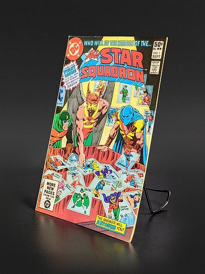 ALL-STAR SQUADRON #1 NM/MT (DC, 1981)