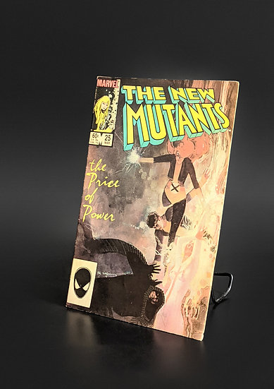 NEW MUTANTS #25 FIRST APPEARANCE OF LEGION VF/NM (MARVEL, 1985)