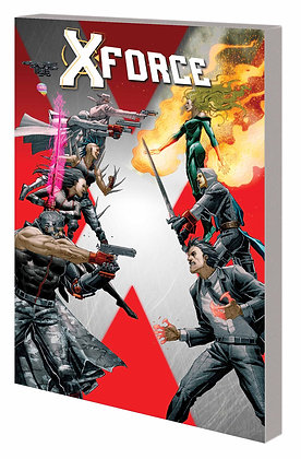 X-FORCE TP VOL 02 HIDE FEAR