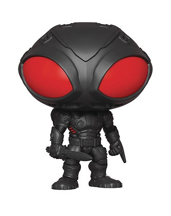 POP DC HEROES BLACK MANTA VINYL FIG