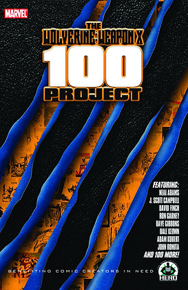 WOLVERINE WEAPON X 100 PROJECT TP