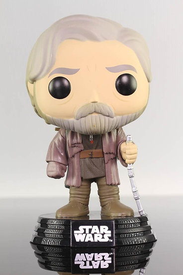 POP STAR WARS LUKE SKYWALKER VINYL FIGURE