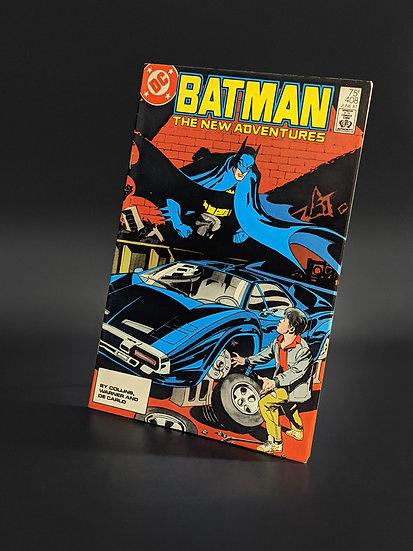 BATMAN #408 JASON TODD ORIGIN (DC COMICS,1987)