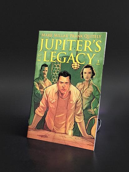 JUPITER'S LEGACY #1 MARK MILLAR PHIL NOTO CVR D NM/M NETFLIX (IMAGE, 2013)