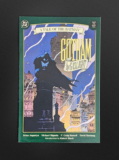 BATMAN: GOTHAM BY GASLIGHT FIRST PRINT F/VF (DC, 1989)