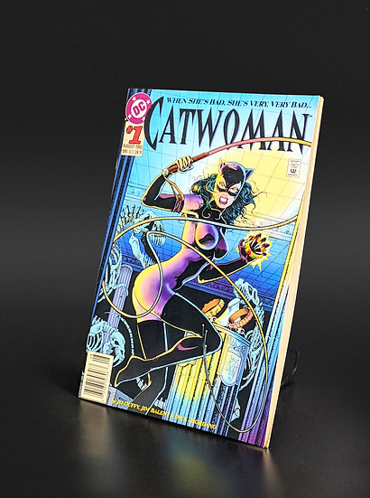 CATWOMAN #1 NM/M (DC, 1993)