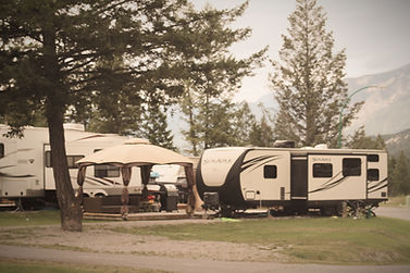 RidgeView Resort RV lots
