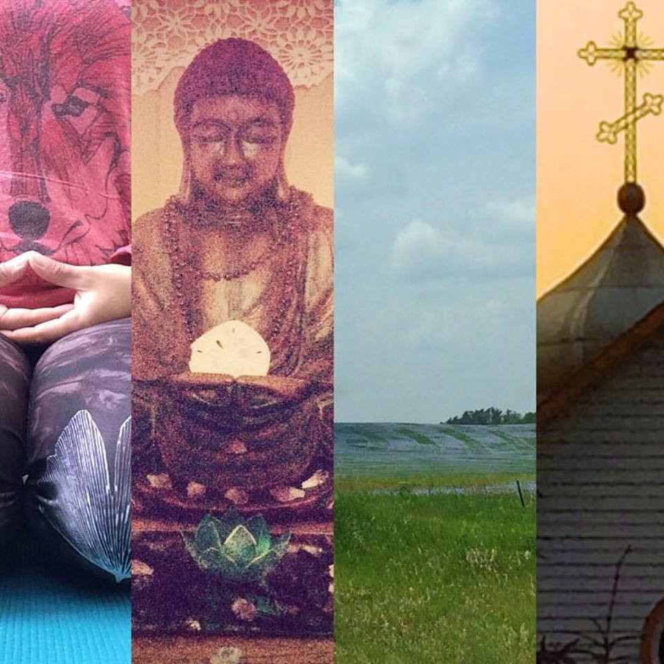 Yoga, Meditation, Prairies and Tributes.  This playlist is inspired by the musicians who inspired me and communities who support each other.