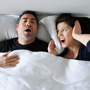 そのいびき、危険です!睡眠時無呼吸症候群と突然死について。