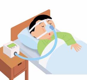 睡眠時無呼吸症候群の治療で、血圧が下がるかも!?