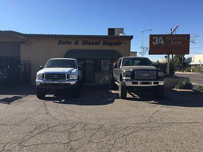 Diesel Rapair