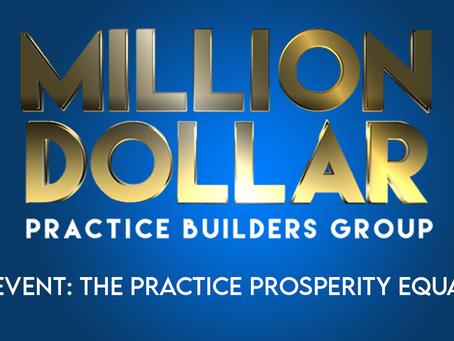 Sneak Peek: The Practice Prosperity Equation