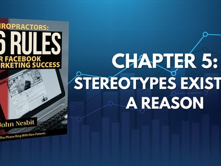16 Rules - Chapter 5: Stereotypes Exist For A Reason