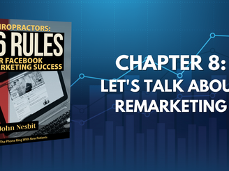 16 Rules - Chapter 8: Let's Talk About Remarketing