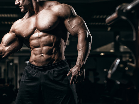 What happens in the body during a weighted workout?