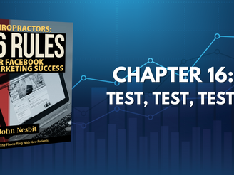 16 Rules - Chapter 16: Test, Test, Test!