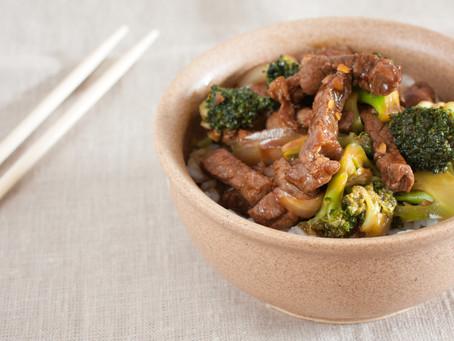 Paleo Beef Broccoli