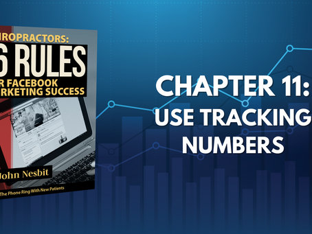 16 Rules - Chapter 11: Use Tracking Numbers