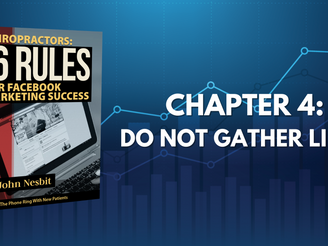16 Rules - Chapter 4: Do Not Gather Likes