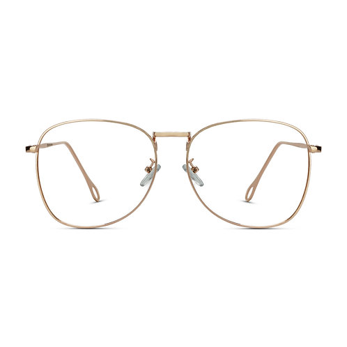 MetroSunnies Liege Rose Gold with CON-STRAIN