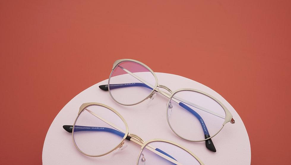 Anti-Radiation Metal Eyeglasses