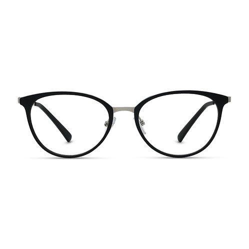 MetroSunnies Czarina Black with CON-STRAIN