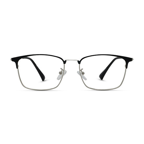 MetroSunnies Windsor Silver with CON-STRAIN