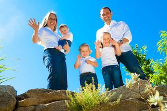 Familienbilder Peter Hennrich