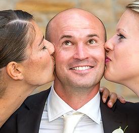 Biss zum perfekten Bild! Hochzeitsfotografie als Leidenschaft!