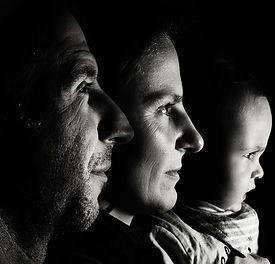 Familienbilder, Fotografien mit Erinnerung.