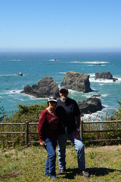 Arch Rock Park viewpoint