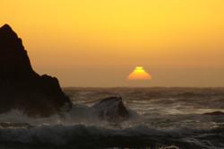 Sunset Whaleshead Beach