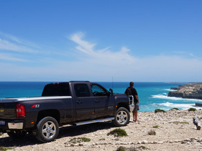 Streaky Bay to Coffin Bay