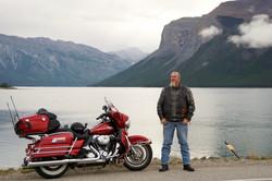 Minniwanka Lake Alberta Canada