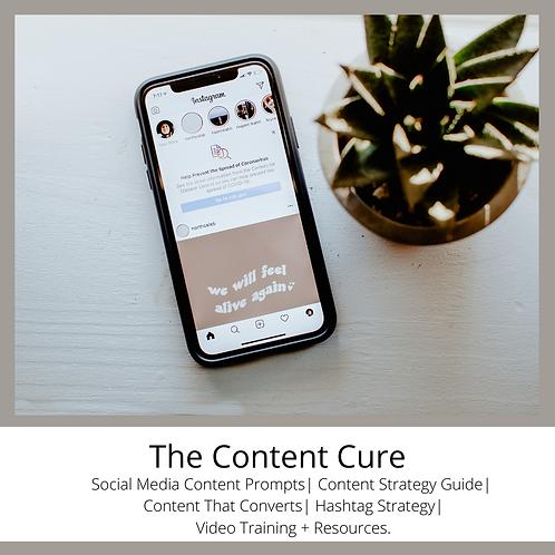 The Content Cure Bundle
