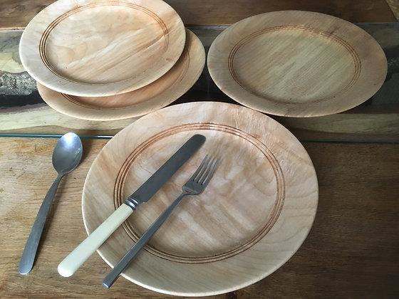 Sycamore Plates