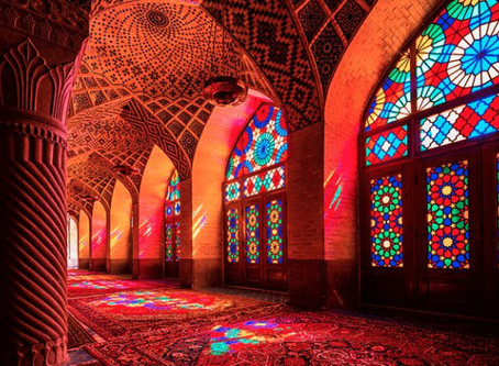10 adventurous ideas for a holiday in Iran
