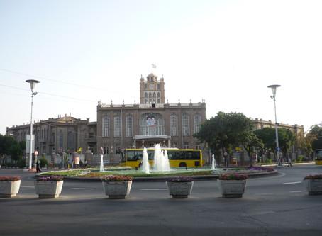 Tabriz capital del turismo islámico en 2018