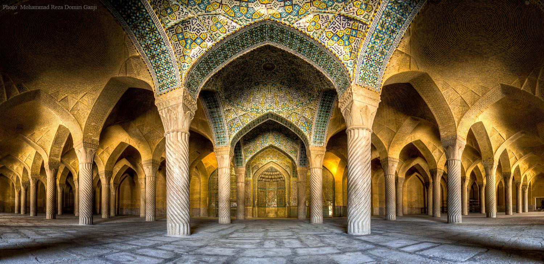 Mezquita Vakil (Shiraz-Irán)