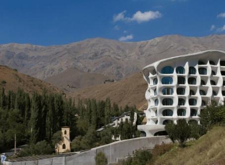 Unique Barin Ski resort in Iran